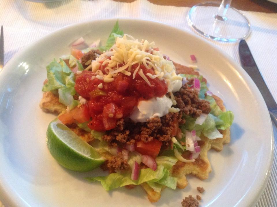 Tacos och fredagsmys