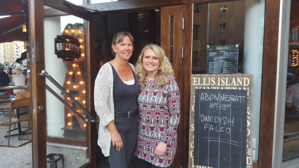 Birgitta och Lindha
