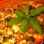 Broccoli- och blomkålsgratäng provencal