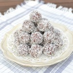 Supermumsiga chokladbollar utan tillsatt socker