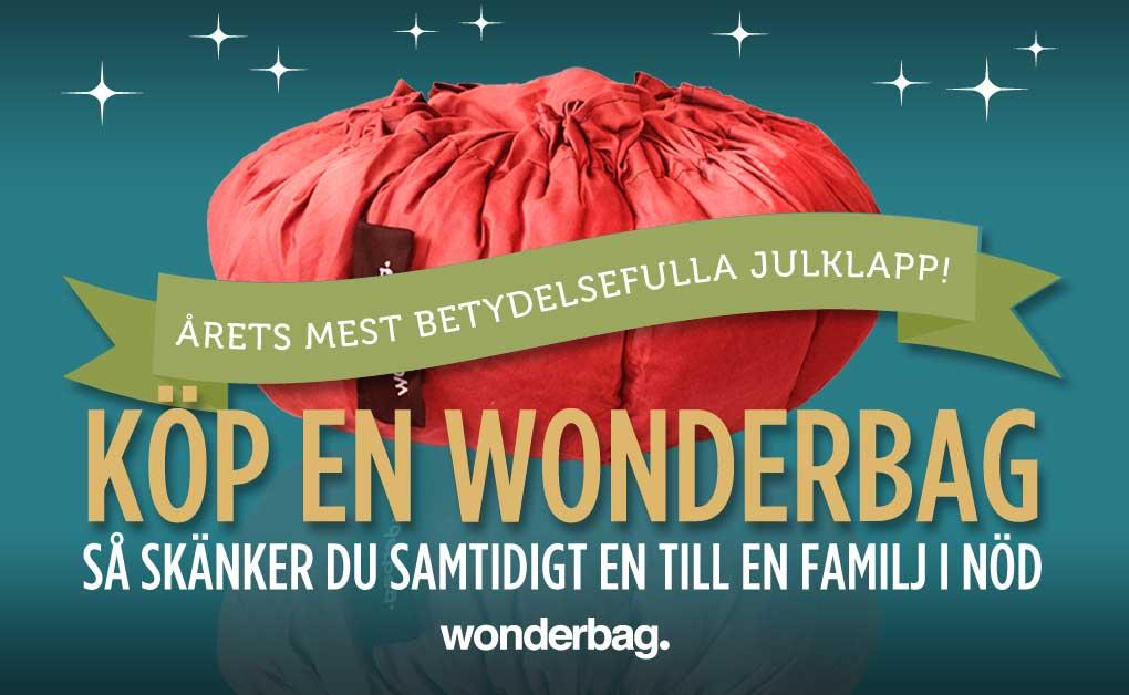 Julklapp Wonderbag